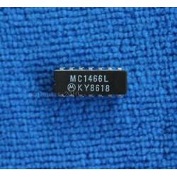 Regulador de corriente y voltaje. Mod. MC1466L
