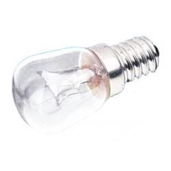 Bombilla para hornos a rosca conexión E14 230 V 25 W 300 ºC Electro DH. Mod. 12.630/25