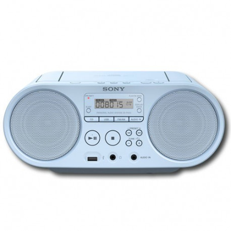 Sony ZS-PS50 - Boomboxon CD y radio AM/FM
