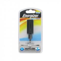 Adaptador de viaje Energizer para micro USB 2000 mA