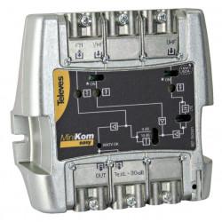 Central amplificadora Minikom 3e/1s FM-V-U 562501