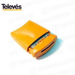 Amplificador de mástil televes 1e/1s easyF 535640 LTE
