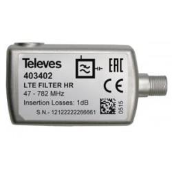 FILTRO LTE 403402 TELEVES CON ¨F¨.