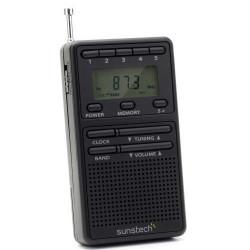 RADIO SUNSTECH RPDS8 DIGITAL CON MEMORIAS