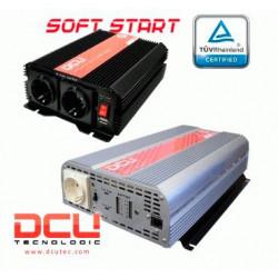 Inversor 12vcc/230vca 1000w Senoidal Modificada
