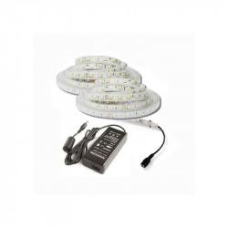 Kit tira LED 5 metros color blanco72 W. Mod. 5050-60