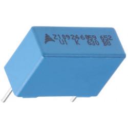Condensador Polipropileno 100K