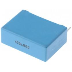 Condensador Polipropileno 470K