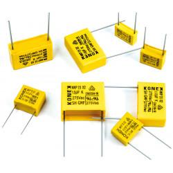 Condensador polipropileno de alterna 470K X2