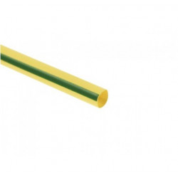 Tubo termorretractil 2.0 mm Negro 1 metro. Mod. XBPT-2.4