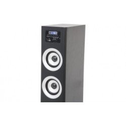 Torre de sonido Madison Center 100W Negro. Mod. 103100MA