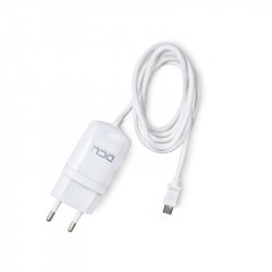 CARGADOR MICRO USB RED 220V / 5V DCU