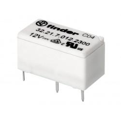RL462 Mini-relé para C. Impreso Vcc, 6Amp.