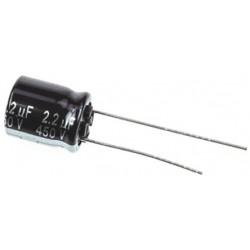 Condensador electrolítico 2.2uf 450v