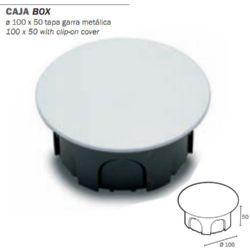 Caja registro para empotrar en tabiques huecos. 68x46. Solera. Mod. 5625