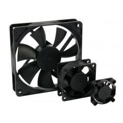 Ventilador 12 VDC Cojinete Liso Mod. BLS12/40