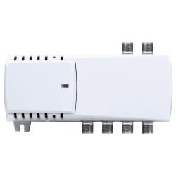 AMPLIFICADOR INTERIOR TERRA 4 SAL,20 dB,47-862 MHz