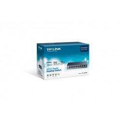 TP-LINK TL-SG108 No administrado Negro switch