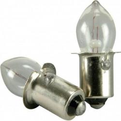 Bombilla de filamento prefoco XENON. Electro DH. Mod. 12.330/3.6/0.82