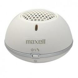 Mini Altavoz Maxell BT 2W MXSP-BT01 Blanco