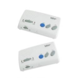 Intercomunicador sin hilos Electro DH. Transmisión por red eléctrica 60.750