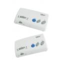 Intercomunicador sin hilos Electro DH. Transmisión por red eléctrica Mod. 60.750