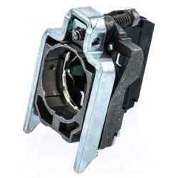 Pulsador con retorno metálico Ø22mm. Rasante. Verde. 1NO. Mod. 3SA8-BA31