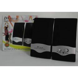 Altavoz multimedia USB DV301-SPK