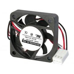 Ventilador con cojinete de fricción 40x40x10. Mod. VEN027