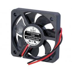 Ventilador con cojinete de fricción 50X50X10. Mod. VEN025
