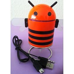 Altavoz robotico bee digivolt. Mod. BEE8