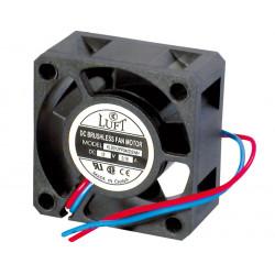Ventilador con cojinete de fricción 40x40x20. Mod. VEN003