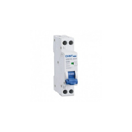 Interruptor autom/ático DPN Revalco 1P+N 25A 6kA