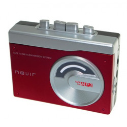 Reproductor conversor cassette a MP3 Nevir NVR-417 CMP3
