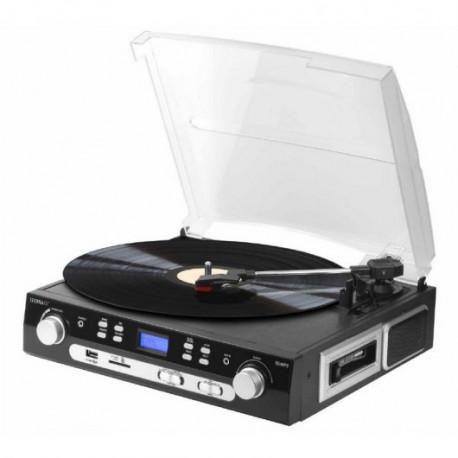 Tocadiscos TechnaXX  CON REP. CD USB. Mod. TX-22