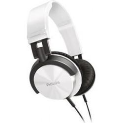 Auricular Diadema blanco Philips. Mod. SHL3000WT