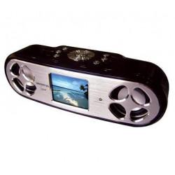 Altavoz multimedia FM SD juegos