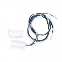 Contacto De Puerta Ventana Magnético NO NC Interruptor Alarma 3W 10-20mm
