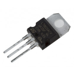 Regulador lineal 7805 +5V/1A TO220