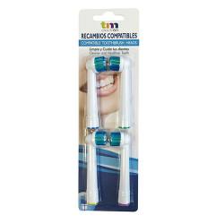 Recambio genérico de cepillo eléctrico Oral B Mod. TMBH114