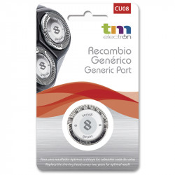 Cabezal de afeitado compatible CU08