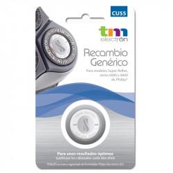Cabezal de afeitado compatible CU55