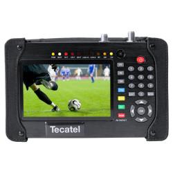 Medidor Combo HD Tecatel DVB-S, DVB-T Y DVB-C
