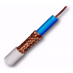 CABLE COAXIAL CU 100%