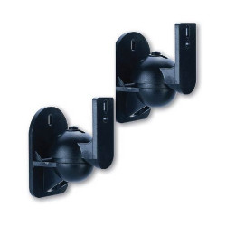 SOPORTES DE PARED AJUSTABLES PARA ALTAVOCES