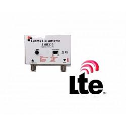 AMPLIFICADOR 1E UHF 30 DB LTE