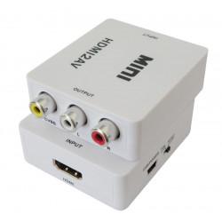 Conversor HDMI a A/V Componentes RCA
