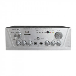 LTC AUDIO ATM2000USB-BT AMPLIFICADOR HI-FI USB/SD/BLUETOOTH 2x50W