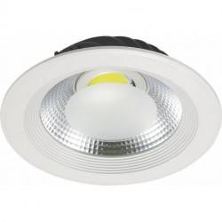 Foco LED 10W 6400K IP65 ElectroDH Mod 81.760/10/DIA