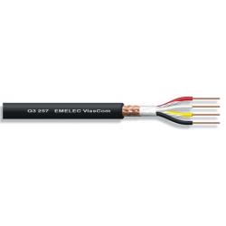Cable coaxial RG213 Extra transmisión (precio metro). Mod. Q11213S
